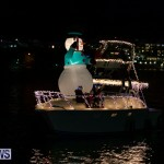 Christmas Boat Parade In Hamilton Bermuda, December 8 2018-4437