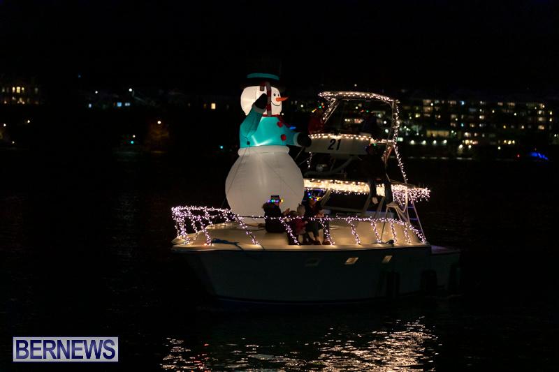Christmas-Boat-Parade-In-Hamilton-Bermuda-December-8-2018-4437