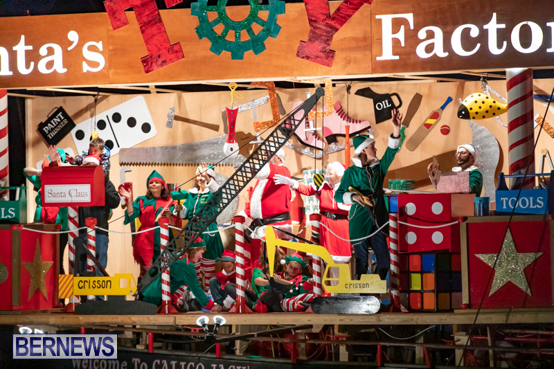 Christmas-Boat-Parade-In-Hamilton-Bermuda-December-8-2018-4473