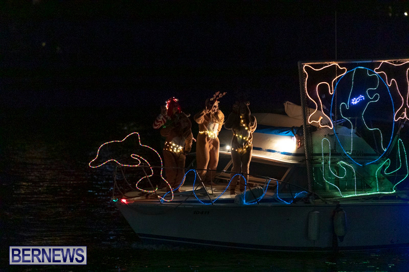 Christmas-Boat-Parade-In-Hamilton-Bermuda-December-8-2018-4522