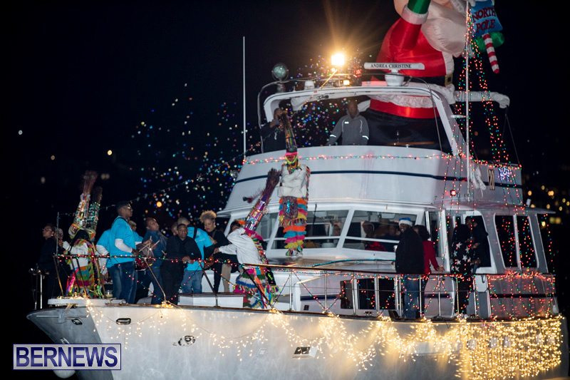 Christmas-Boat-Parade-In-Hamilton-Bermuda-December-8-2018-4535