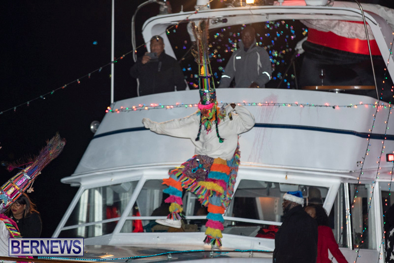 Christmas-Boat-Parade-In-Hamilton-Bermuda-December-8-2018-4537