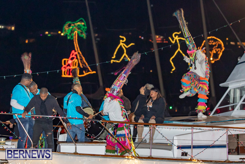 Christmas-Boat-Parade-In-Hamilton-Bermuda-December-8-2018-4540