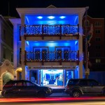 Christmas Lights In Hamilton Bermuda Dec 16 2018 (10)