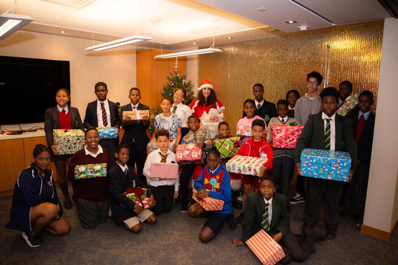 Christmas Shoebox Giveaway Bermuda Dec 2018
