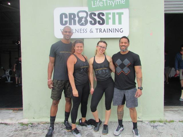 Crossfit For Red Cross Bermuda Dec 2018 (1)
