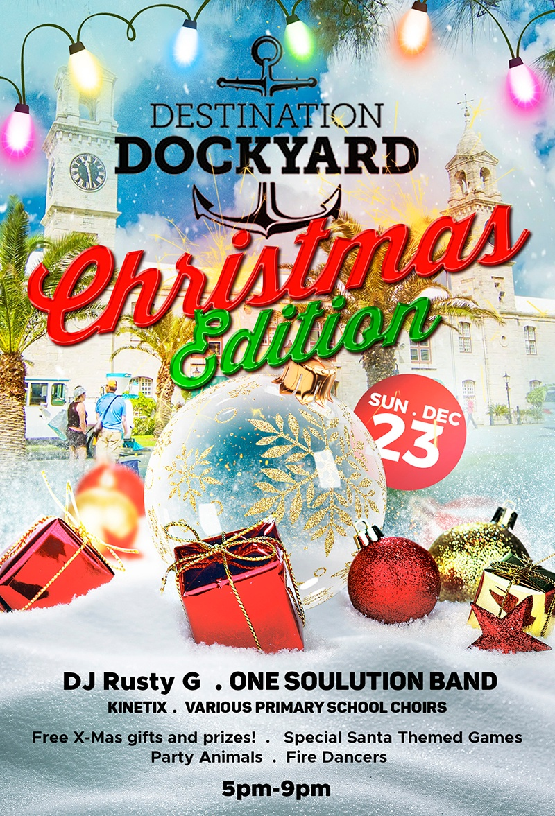 Destination Dockyard Bermuda Dec 21 2018