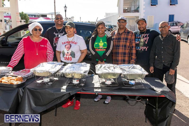 Dowlings Marina Christmas Meal Bermuda, December 25 2018-5494