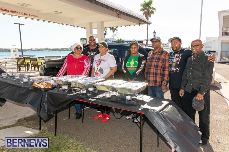 Dowlings Marina Christmas Meal Bermuda, December 25 2018-5496