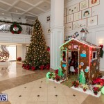 Gingerbread House and Christmas tree Hamilton Princess Beach Club Bermuda, December 3 2018-2969