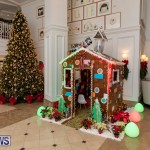Gingerbread House and Christmas tree Hamilton Princess Beach Club Bermuda, December 3 2018-2971