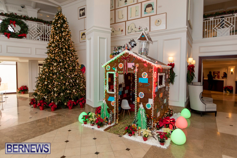 Gingerbread-House-and-Christmas-tree-Hamilton-Princess-Beach-Club-Bermuda-December-3-2018-2971