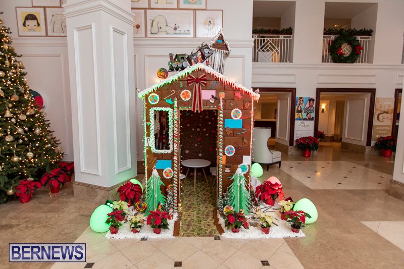 Gingerbread-House-and-Christmas-tree-Hamilton-Princess-Beach-Club-Bermuda-December-3-2018-2974