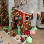 Gingerbread House and Christmas tree Hamilton Princess Beach Club Bermuda, December 3 2018-2975