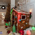 Gingerbread House and Christmas tree Hamilton Princess Beach Club Bermuda, December 3 2018-2977