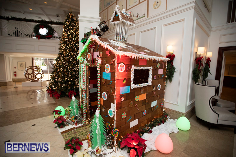 Gingerbread-House-and-Christmas-tree-Hamilton-Princess-Beach-Club-Bermuda-December-3-2018-2978
