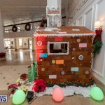 Gingerbread House and Christmas tree Hamilton Princess Beach Club Bermuda, December 3 2018-2980