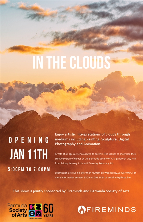 In The Clouds Bermuda Dec 2018