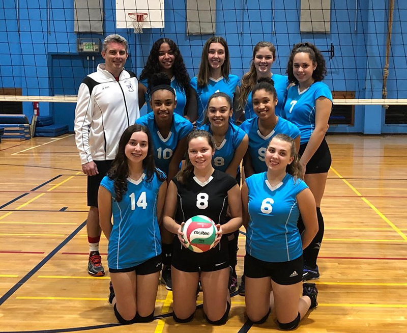 Junior National Girls U18 Team Bermuda Dec 6 2018