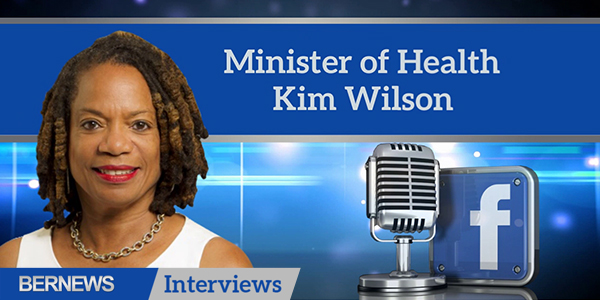 Kim Wilson Bernews Interviews