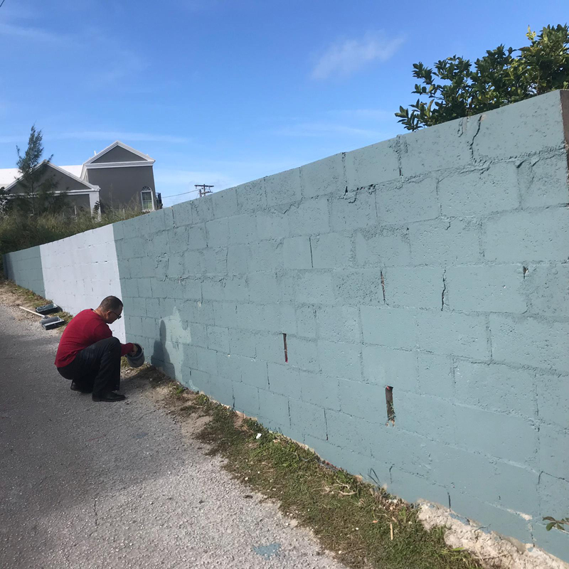 North Terrace Pembroke Gang Graffiti Bermuda Dec 2018 (3)