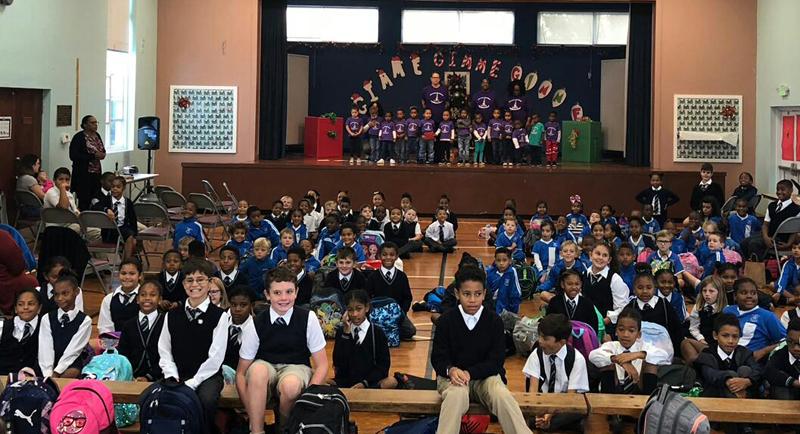 Port Royal Primary and Warwick Preschool Bermuda Dec 2018 (1)