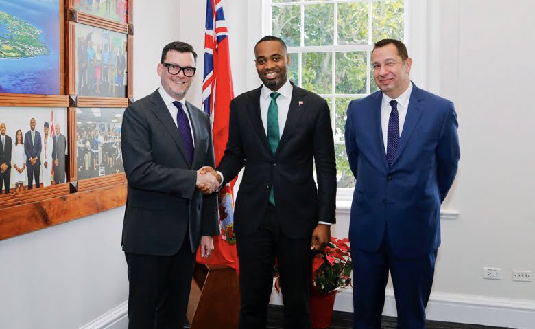 Premier David Burt Bermuda Dec 2018 (1)