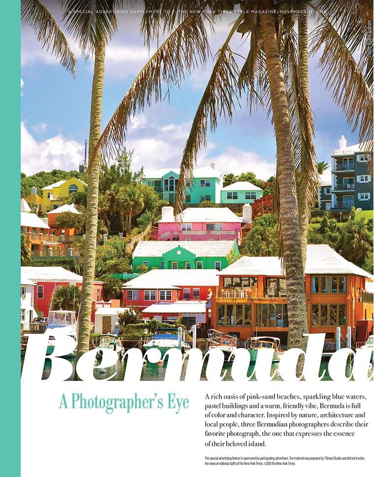 T Magazine Photographers Issue Nov 2018 1