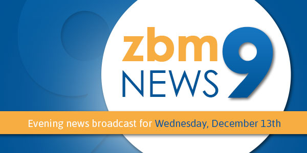 zbm 9 news Bermuda December 13 2017 TC