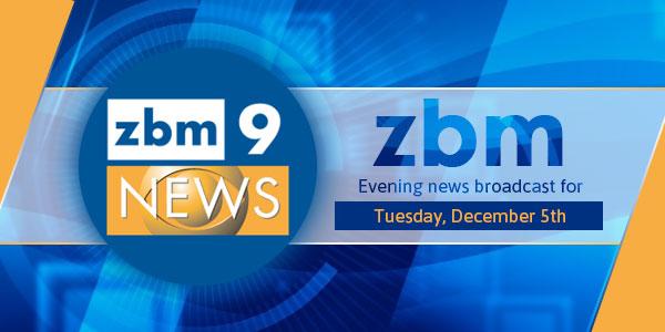 zbm 9 news Bermuda December 5 2017 TC