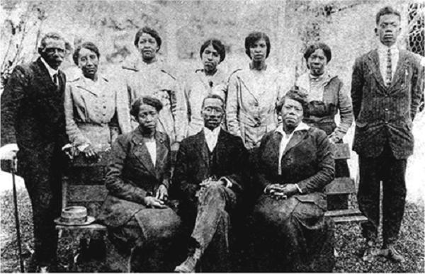 BUT teachers union historic pic