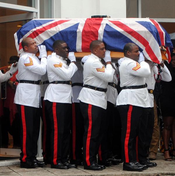 Corporal Ricardo Gibbs Bermuda Jan 27 2019 (1)