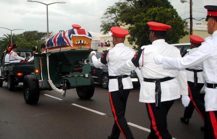 Corporal Ricardo Gibbs Bermuda Jan 27 2019 (4)