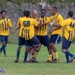 Football St. David's vs Young Men's Social Club Bermuda, January 6 2019-7335