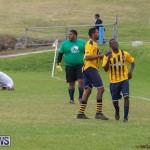 Football St. David's vs Young Men's Social Club Bermuda, January 6 2019-7435
