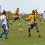 Football St. David's vs Young Men's Social Club Bermuda, January 6 2019-7476