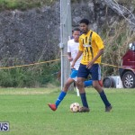 Football St. David's vs Young Men's Social Club Bermuda, January 6 2019-7487