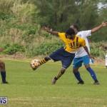 Football St. David's vs Young Men's Social Club Bermuda, January 6 2019-7514