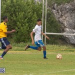Football St. David's vs Young Men's Social Club Bermuda, January 6 2019-7524