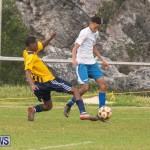 Football St. David's vs Young Men's Social Club Bermuda, January 6 2019-7526