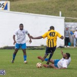Football St. David's vs Young Men's Social Club Bermuda, January 6 2019-7562
