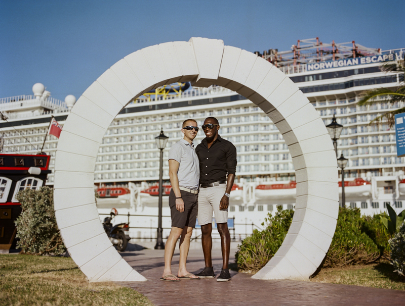 Greg and Winston Bermuda January 2019