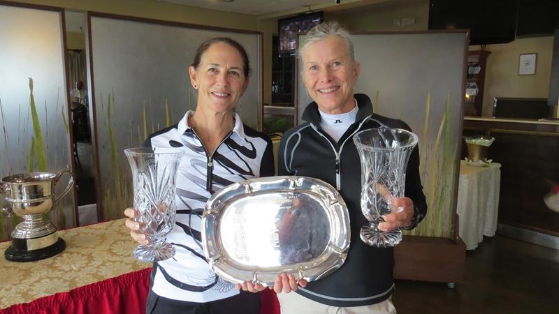 Katrin Burnie & Linda Down