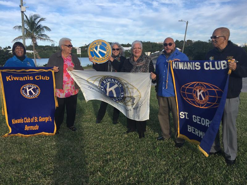 Kiwanis St George Bermuda January 2019