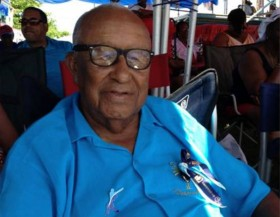 "Leroy ""Tubby"" Richardson Bermuda January 2019"