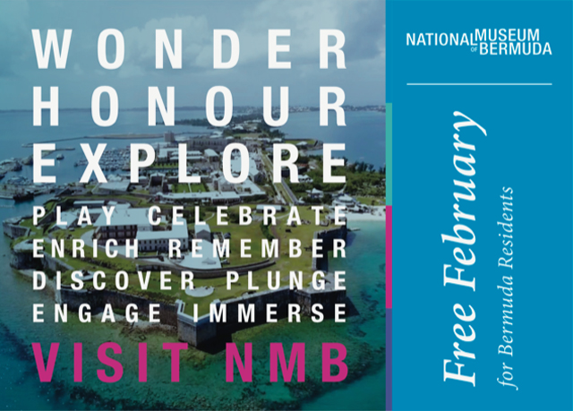 NMB Free for Feb 2019 Bermuda Jan 29 2019