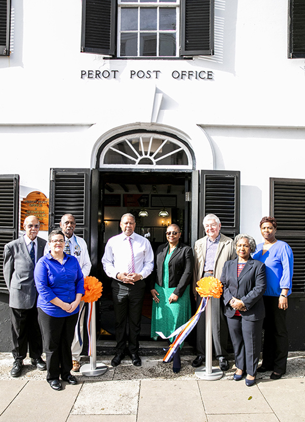 Perot Post Office re-opening Bermuda Jan 2019 (2)