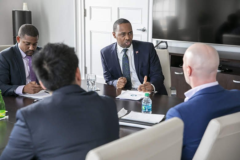 Premier David Burt Bermuda January 2019 (1)