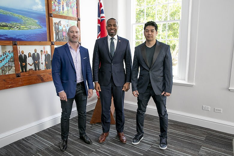 Premier David Burt Bermuda January 2019 (2)