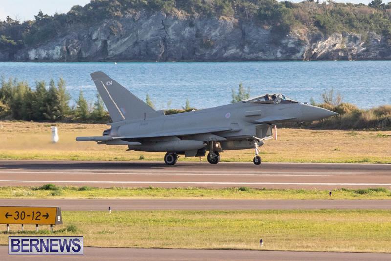RAF-Royal-Air-Force-Military-Planes-Bermuda-January-17-2019-9378